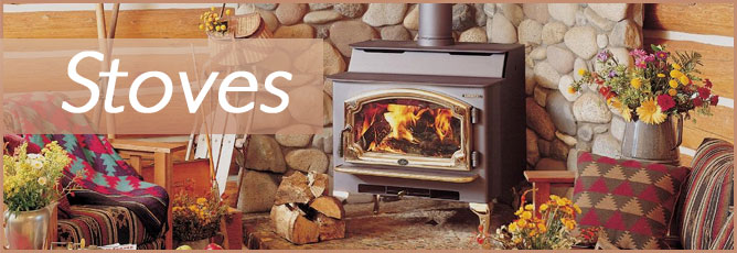 Fireplaces & Stoves at Dan's Stove & Spa
